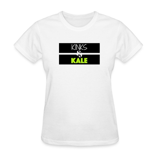 Kinks & Kale Original Tee - Women's T-Shirt