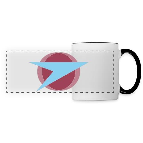 Terran Federation Mug White & Black - Panoramic Mug