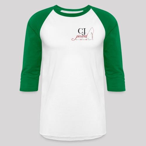 Men's Baseball T-Shirt C.J. PINARD LOGO Multi-Color - Baseball T-Shirt
