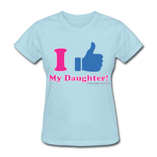 ThumbsUp! Daughter Womens T-Shirt - Women's T-Shirt