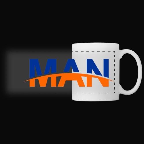 Man Mug - Panoramic Mug