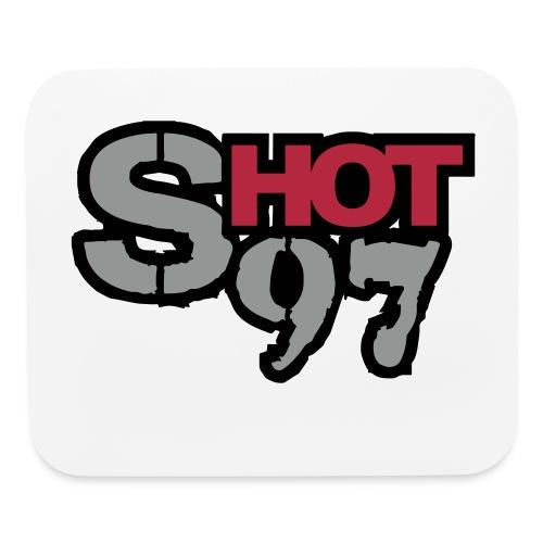 Shot97 Mouse Pad - Mouse pad Horizontal