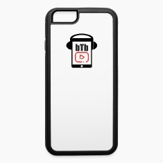 iPhone 6/6s Rubber Logo Case