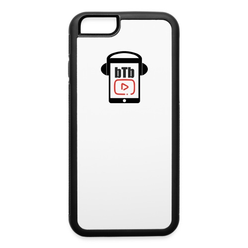 iPhone 6/6s Rubber Logo Case - iPhone 6/6s Rubber Case
