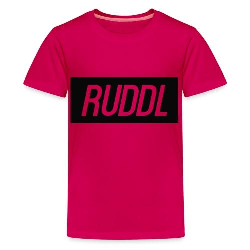 ItsRuddl Official Girls T-Shirt - Kids' Premium T-Shirt