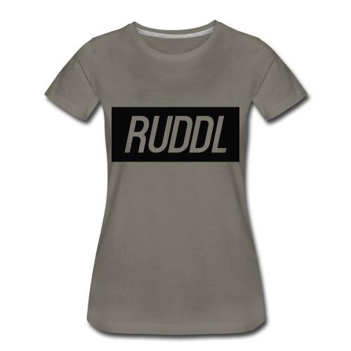 ItsRuddl Official Womens T-Shirt - Women's Premium T-Shirt
