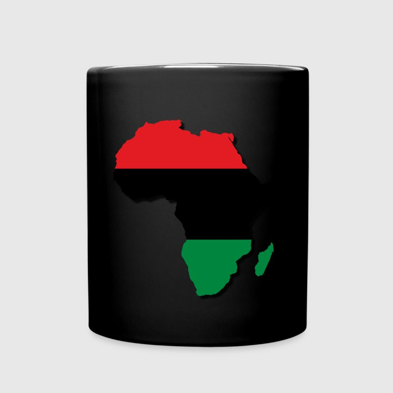 LocStar Revolution RBG Africa - Full Color Mug
