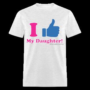 ThumbsUp! Daughter Mens T-Shirt - Men's T-Shirt