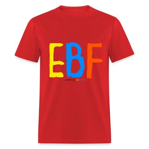 EBF T-Shirt - Mens - Men's T-Shirt