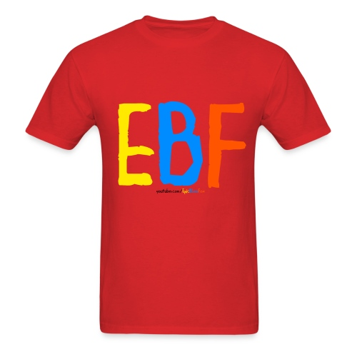 EBF T-Shirt - Mens - Men's T-Shirt