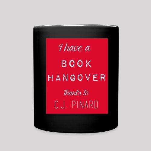 Ceramic Mug I HAVE A BOOK HANGOVER - Full Color Mug