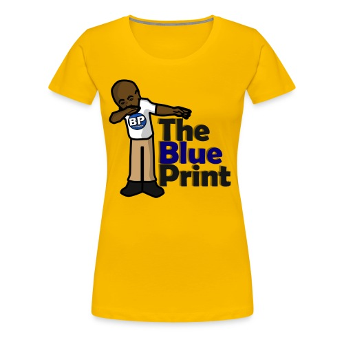 Dabbin on the Haters- men - Women's Premium T-Shirt