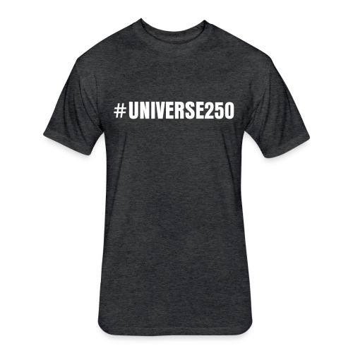 UNIVERSE 250 SHIRTS - Fitted Cotton/Poly T-Shirt by Next Level