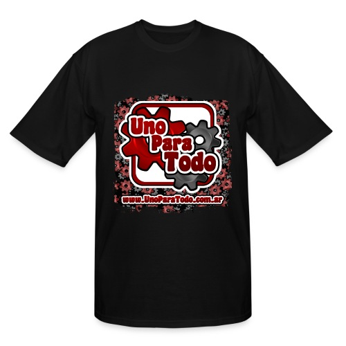 logo remera.png - Men's Tall T-Shirt