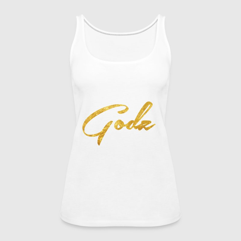 MTG GODZ Tanks - Women's Premium Tank Top