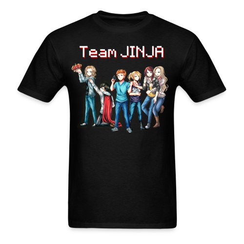 Team JINJA Portraits - Men's T-Shirt