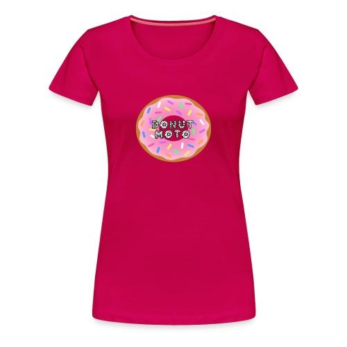Pull My Hair - Tee - Women's Premium T-Shirt