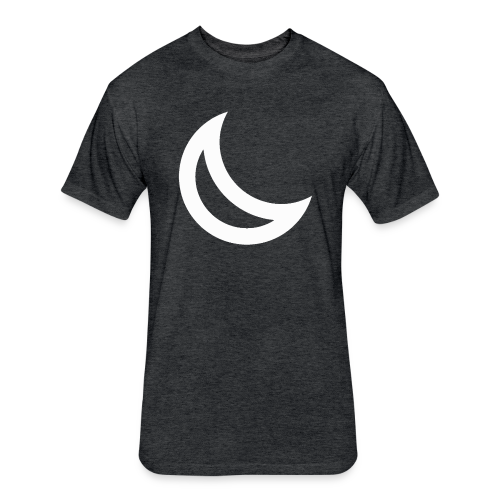 LNR LOGO - MEN'S VINTAGE TEE - Fitted Cotton/Poly T-Shirt by Next Level