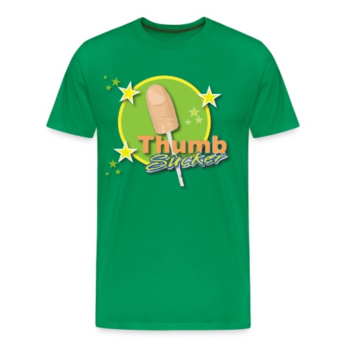 Thumb Pop - Men's Premium T-Shirt