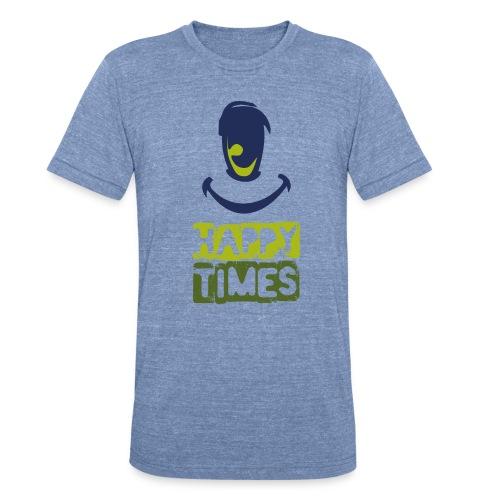 HT.OneEyed.Smile - Unisex Tri-Blend T-Shirt