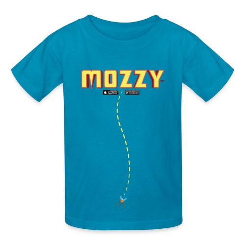 MOZZY - Bug attack landing game! - Kids' T-Shirt