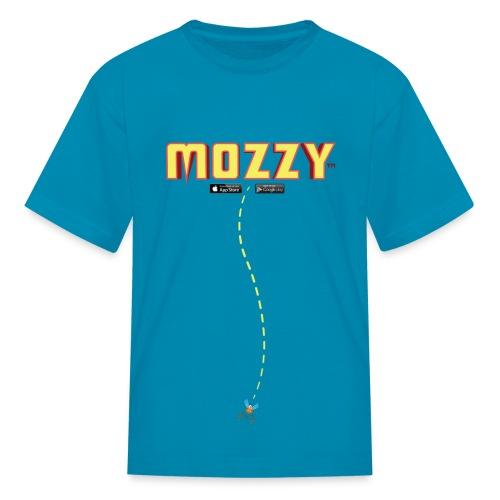 MOZZY - Bug attack landing game! - Kids' T-Shirt