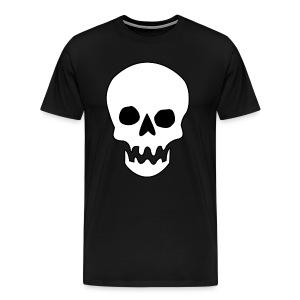 Rarr Skull - Men's Premium T-Shirt