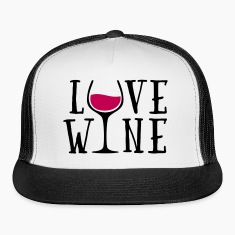Love Wine Quote Sportswear