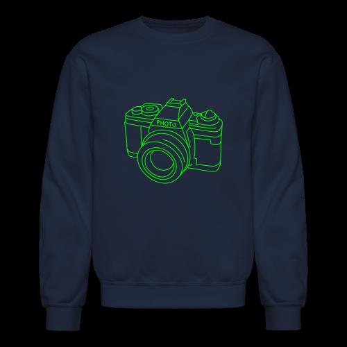 Camera - Crewneck Sweatshirt