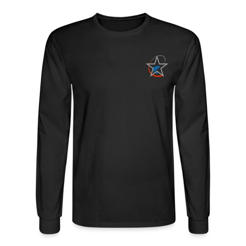 Texas Rigs N Jigs Men's Long Sleeve Shirt - Men's Long Sleeve T-Shirt