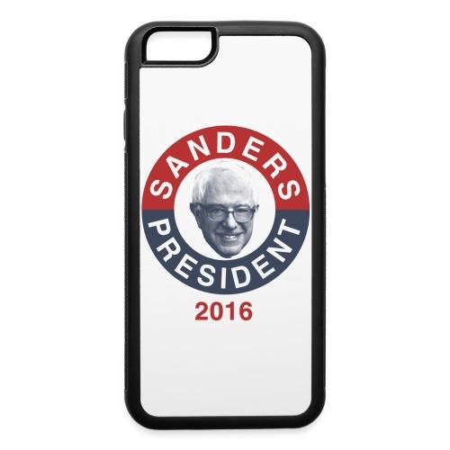 Bernie Sanders iPhone 6 Case - iPhone 6/6s Rubber Case