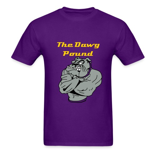 THE DAWG POUND - Men's T-Shirt