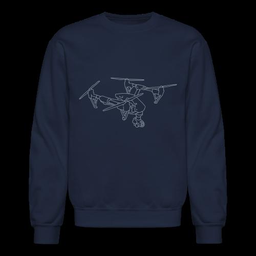 Drone (UAS) - Crewneck Sweatshirt