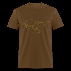 Drone (UAS) - Men's T-Shirt
