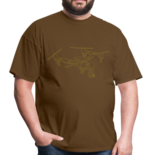Drone (UAS) - Men's T-Shirt