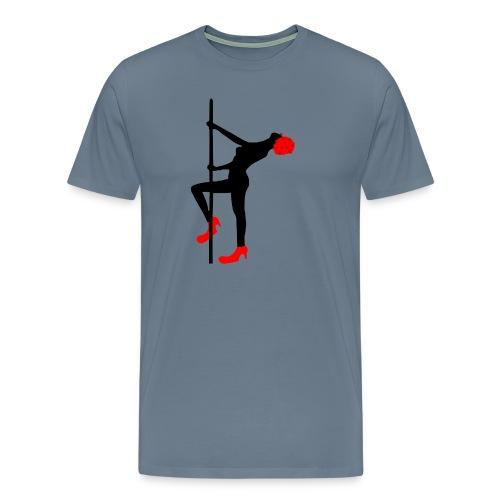 Striper Clown - Men's Premium T-Shirt