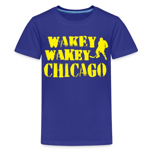 Wakey Wakey Chicago Kids' Premium T-Shirt - Kids' Premium T-Shirt