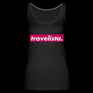 Tanks ~ Women's Premium Tank Top ~ Travelista