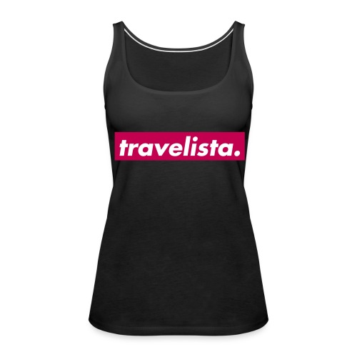 Travelista - Women's Premium Tank Top