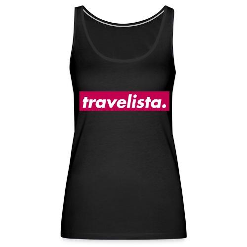 Travelista - Women's Premium Tank Top