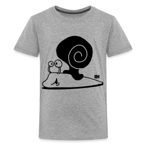 Escargot T-shirts Enfant - Kids' Premium T-Shirt