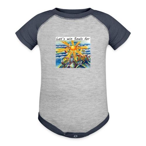 Baby Onsie - Contrast Baby Bodysuit