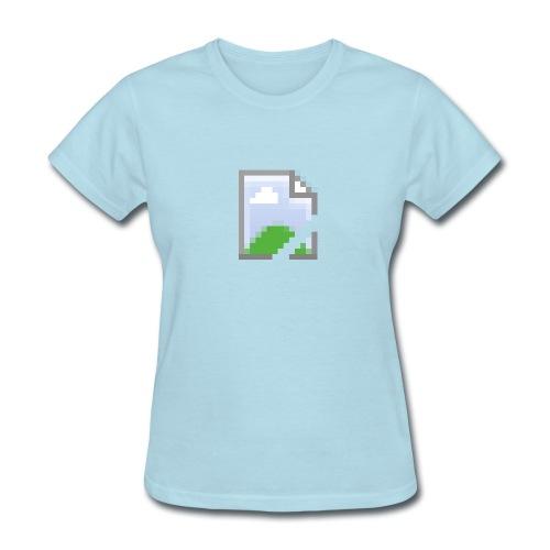 Missing Image Shirt Womens - Women's T-Shirt