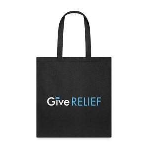 Give Relief Tote Bag - Tote Bag