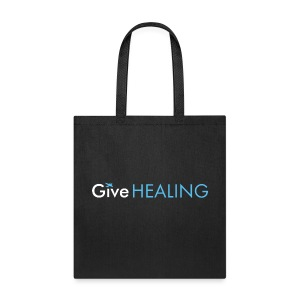 Give Healing Tote Bag - Tote Bag