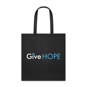 Give Hope Tote Bag - Tote Bag