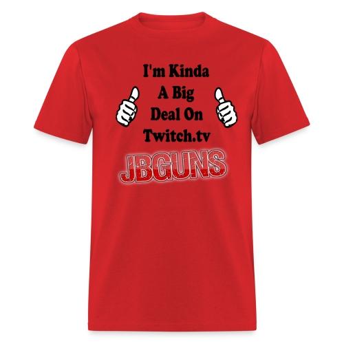 jBGuns Big Deal T-Shirt - Men's T-Shirt