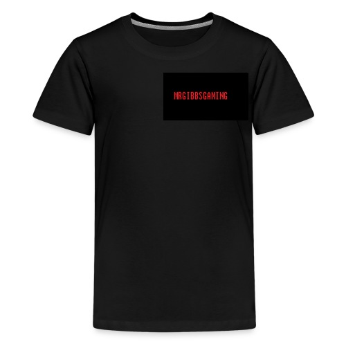 mrgibbsgaming custom kids t-shirt - Kids' Premium T-Shirt