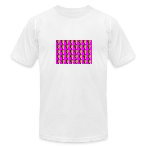 Pink Trump Tee - Men's Fine Jersey T-Shirt