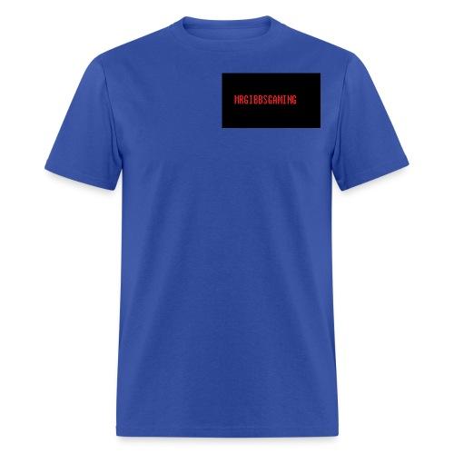 mrgibbsgaming custom mens t-shirt - Men's T-Shirt